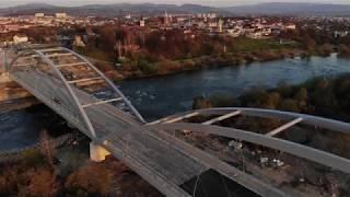 Film do artykułu: Tak powstawał nowy most...