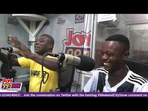 Weekend City Show on Joy FM (22-9-18)