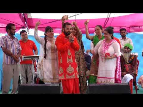 shinda shokhi/preeti maan live kokrea dhab 29-7-18 || Rooh Punjab Di