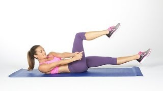 The Quickest Muffin-Top Workout | Class FitSugar by POPSUGAR Fitness