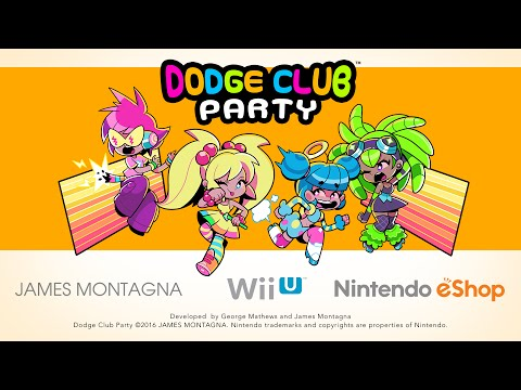 Wii U - Dodge Club Party (Debut Event Reel) thumbnail