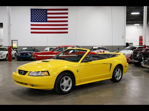 1999 Ford Mustang (CC-1424150) for sale in Kentwood, Michigan