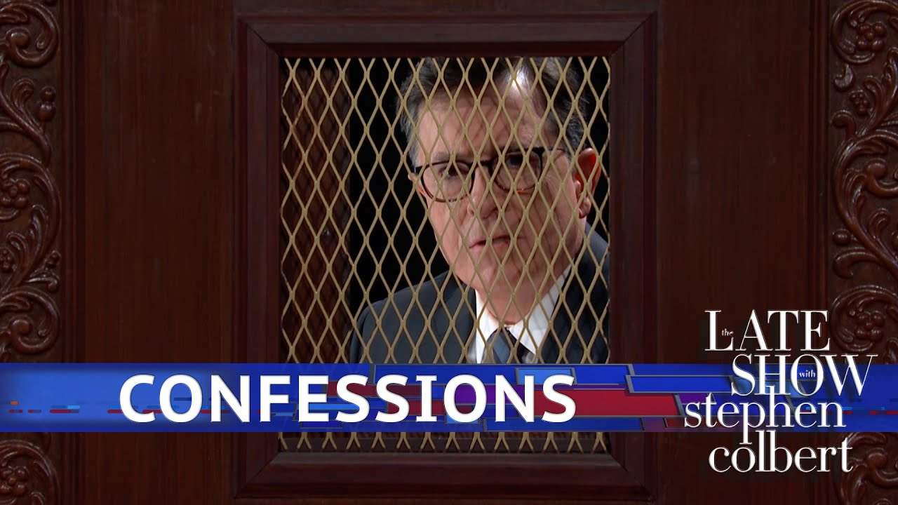 Stephen Colbert's Midnight Confessions, Vol. XLII thumbnail