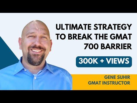 Kaplan : Breaking 700 - What it Takes | GMAT Live - YouTube