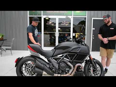 2016 Ducati DIAVEL in Lexington, North Carolina