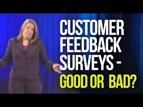 , title : 'Customer Feedback Survey - Good Customer Service or Not?