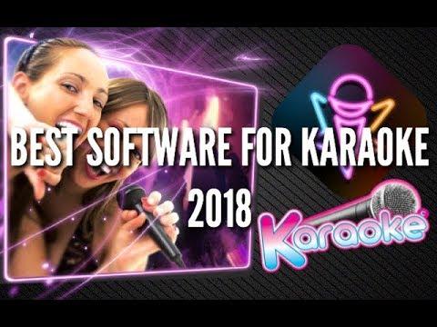 best software for karaoke