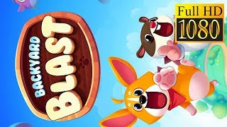 Backyard Blast Game Review 1080P Official Sundaytoz