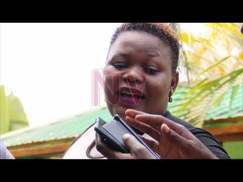 Zungulu; Okugugulana wakati wa Catherine Kusasira nabanenne ba NRM mu Kampala