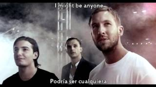 Calvin Harris & Alesso - Under Control ft Hurts subtitulos español ingles