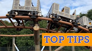 Top Tips for Visiting a Theme Park - How to Have a Great Day Out