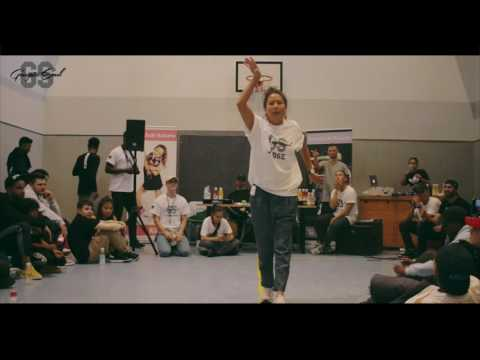 DeyDey Judge Demo | GangstaSoul presents you  | GYM BATTLE VOL.2  | POPPING JUDGE DEMO | DEYDEY