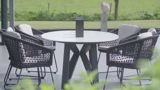 4 Seasons Outdoor Mila Dining Stuhl