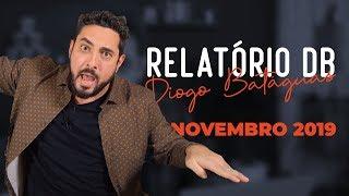 RELATÓRIO DB - NOVEMBRO 2019