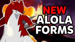 Typhlosion  - (Pokémon) - Alolan Typhlosion! Possible New Alola Form Pokémon for Pokémon Ultra Sun and Ultra Moon Spotlight