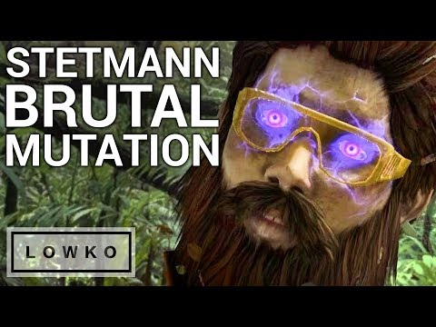 StarCraft 2: STETMANN IN A BRUTAL MUTATION MISSION!