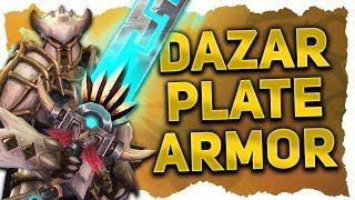 zuldazar raid armor set видео Видео