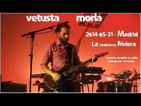 Concierto Vetusta Morla