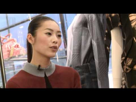 Chinese Model Liu Wen Reveals What It Takes To Be On Top