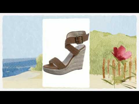 Sandaletten für Damen 2013
