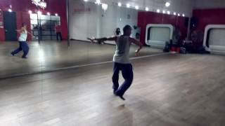 Chrisette Michele's Is This The Way Love Feels Choreo By Eric Ellis