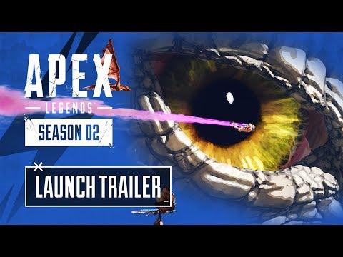 Apex Legends Season 2 - Battle Charge Launch Trailer