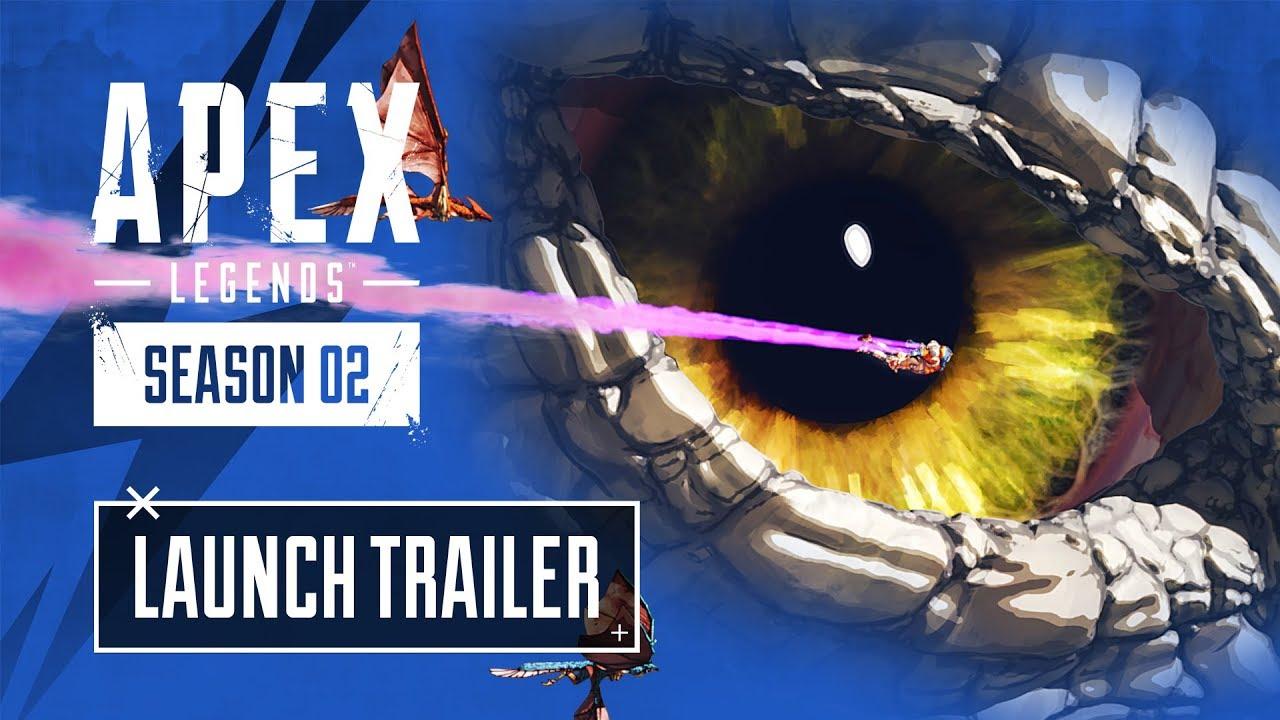 Apex Legends Stagione 2 - Ecco il trailer di lancio!