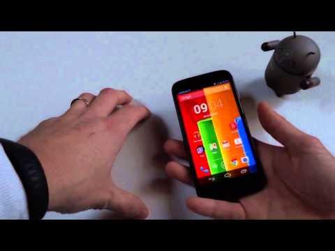 Motorola Moto G: Video recensione