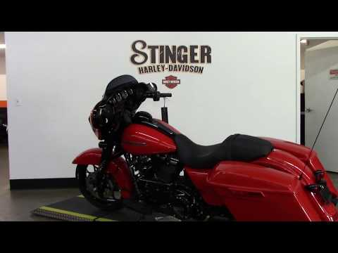 2020 Harley-Davidson Touring Street Glide Special FLHXS