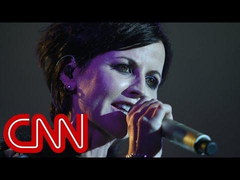 Cranberries singer Dolores O'Riordan dies at age 46