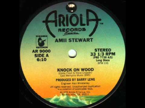 """Knock on Wood [12"""" Version] cover"""