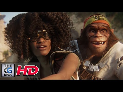 "CGI 3D Animated Trailers: ""Beyond Good & Evil 2 E3"" – by Unit Image"