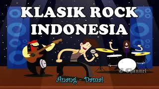 Gambar cover Top 100 Klasik Rock Indonesia 80, 90-an