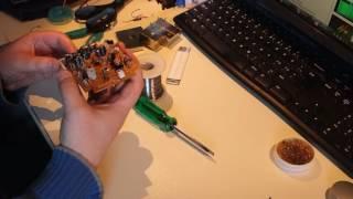 tivoli audio model one repair update