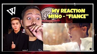 "MV REACTION #46 - MINO ""FIANCE"""
