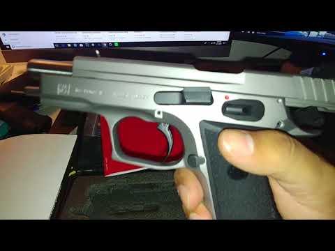 SAR K2-45 and Sig Sauer P227 Comparison - смотреть онлайн на
