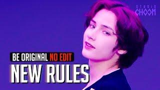 TXT(투모로우바이투게더) 'New Rules' (No Edit - 4K) | [BE ORIGINAL]