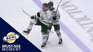 Must-See Moment: AJ Vasko ties it, wins it in the final minute