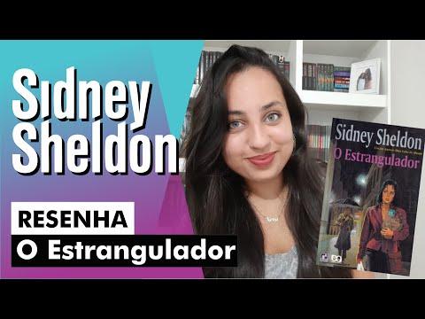 Resenha | O estragulador - Sidney Sheldon  | Karina Nascimento  - Paraíso dos Livros