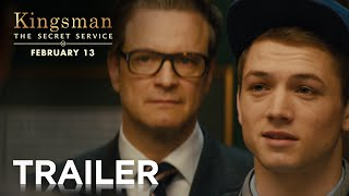 Trailer of Kingsman: The Secret Service (2015)