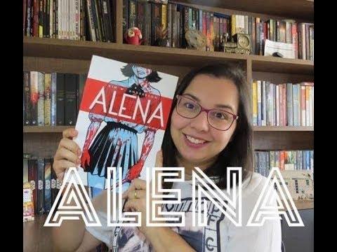 Alena de Kim W. Andersson | Editora Avec | Leitura Mania