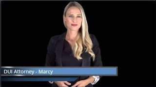 DUI Attorney - Marcy