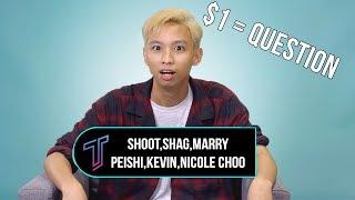 """Nicole Choo, Kevin, Or Pei Shi"" - Ridhwan Azman"