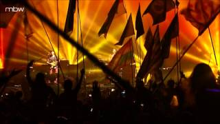 Coldplay HD Fix you-Live-Glastonbury   1080p