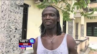 Kebiasaan Unik Pemain Belakang Semen Padang Mamadou El Hadji  NET12