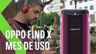 Oppo Find X, review después de un mes de uso: el smartphone MÁS INNOVADOR del año