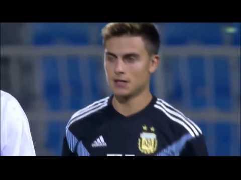Iraq vs Argentina 0 4  Resumen Goles  Amistosos 2018