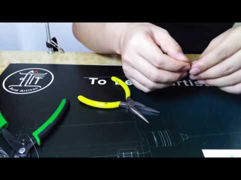 Alien Clapton wire DIY by Avidartisan Daedalus
