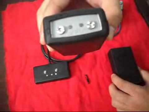 Video funcionamiento e- Guard V12 Nueva Version
