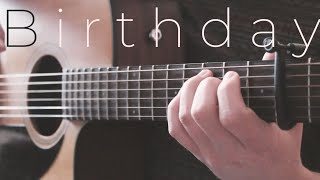 Anne - Marie - Birthday - Fingerstyle Guitar Cover